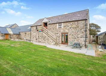 Thumbnail 4 bed barn conversion for sale in Coed Anna, Anglesey, North Wales, United Kingdom