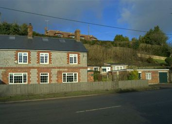 Thumbnail 5 bed detached house for sale in Bath Road, Fyfield, Marlborough, Wiltshire