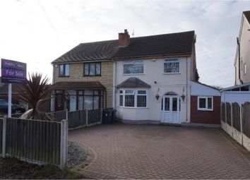 Thumbnail 3 bed semi-detached house for sale in Hawthorn Road, Kingstanding, Birmingham