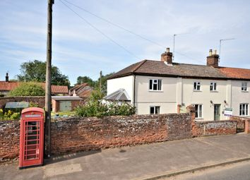 Thumbnail 5 bedroom cottage for sale in The Street, Helhoughton, Fakenham