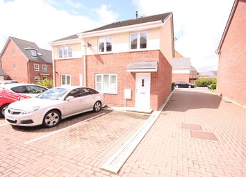 Thumbnail 2 bed mews house to rent in Coopers Place, Buckshaw Village, Chorley