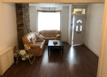 Thumbnail 3 bed terraced house to rent in Nelson Road, Edmonton