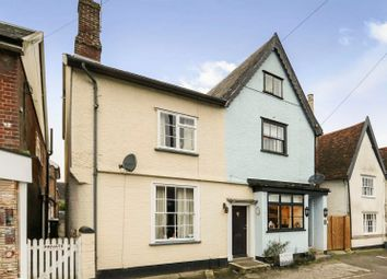Thumbnail 2 bed cottage for sale in Chancery Lane, Debenham, Stowmarket, Suffolk