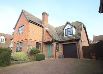 4 bed detached house for sale in Bickmore Way, Tonbridge TN9