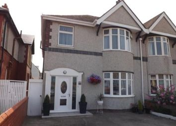 Thumbnail 4 bed semi-detached house for sale in East Parade, Rhyl, Denbighshire