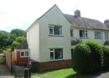 Thumbnail 3 bed detached house to rent in Lymebourne Park, Sidmouth
