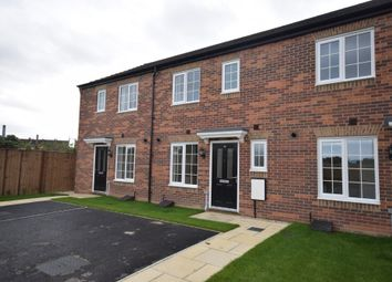 3 bed town house for sale in High Hazel Close, Featherstone, Pontefract WF7