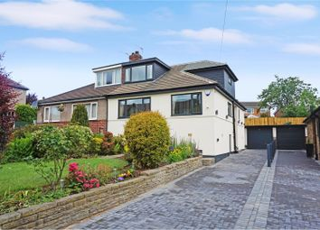 Thumbnail 3 bed semi-detached bungalow for sale in Woodhouse Lane, Brighouse