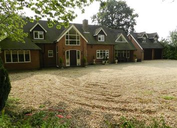Thumbnail 7 bed detached house for sale in Collyeat, Brickyard Lane, Farnsfield, Newark