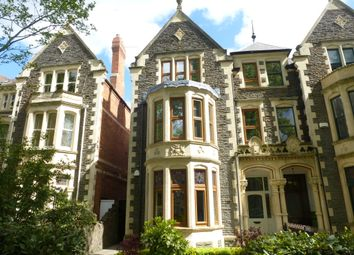 Thumbnail 1 bed flat for sale in Cathedral Road, Cardiff