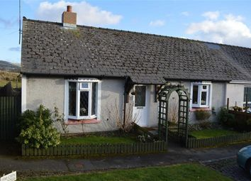 Thumbnail 2 bed semi-detached bungalow for sale in 6, Cwrt Y Wern, Pontrhydfendigaid, Ystrad Meurig, Ceredigion