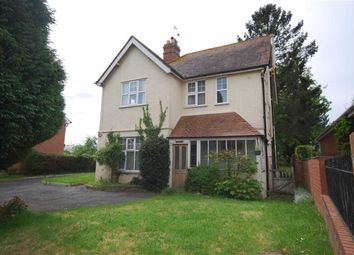 Thumbnail 3 bed detached house for sale in Victoria Road, Ledbury, Herefordshire