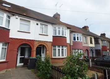 Thumbnail 3 bedroom terraced house to rent in Lamorna Avenue, Gravesend