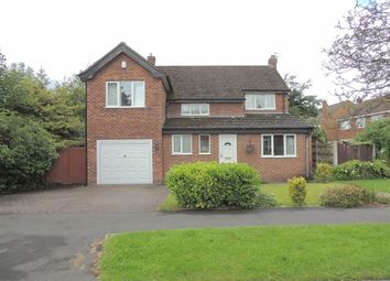 Thumbnail 4 bed detached house for sale in Pennine Road, Hazel Grove, Stockport