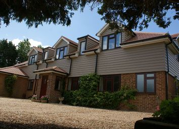 Thumbnail 5 bedroom detached house for sale in Bowley Lane, South Mundham, Chichester, West Sussex