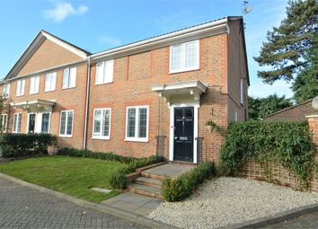Thumbnail 4 bed semi-detached house for sale in Haddon Close, Weybridge, Surrey