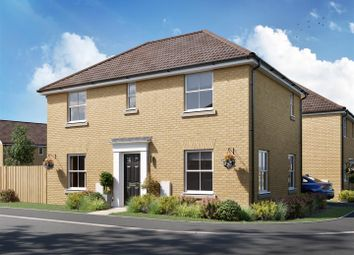 Thumbnail 3 bed detached house for sale in Grafton Drive, Highfields Caldecote, Cambridge