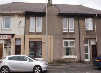 Thumbnail 1 bed flat to rent in Wellesley Road, Methil, Leven