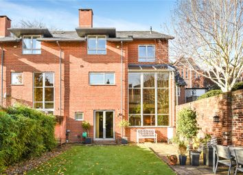 Thumbnail 5 bed end terrace house for sale in Liberty Mews, Edgar Road, Winchester, Hampshire