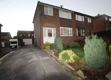 Thumbnail 3 bed semi-detached house for sale in Westcliffe Rise, Cleckheaton