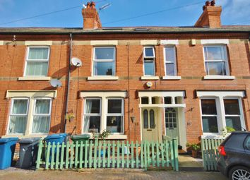 Thumbnail 3 bed terraced house to rent in Richmond Road, West Bridgford, Nottingham