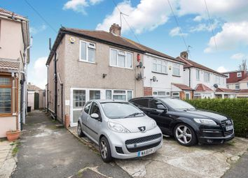 Thumbnail 3 bed semi-detached house for sale in Spencer Avenue, Hayes