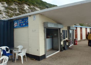 Thumbnail Restaurant/cafe for sale in Dumpton Gap, Broadstairs