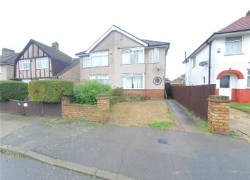 Thumbnail 3 bed semi-detached house to rent in Shepiston Lane, Hayes, Middlesex