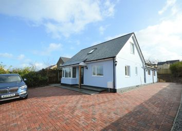Thumbnail 4 bedroom detached house for sale in Crediton Road, Okehampton