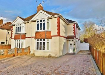 Thumbnail 4 bed semi-detached house for sale in London Road, Purbrook, Waterlooville