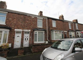 Thumbnail 2 bed terraced house to rent in Belle Vue Terrace, Willington, Crook
