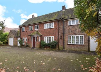 Thumbnail 4 bed detached house to rent in Wonersh Park, Guildford