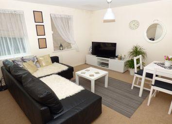 Thumbnail 2 bed flat to rent in Oak Crescent, Ashby-De-La-Zouch