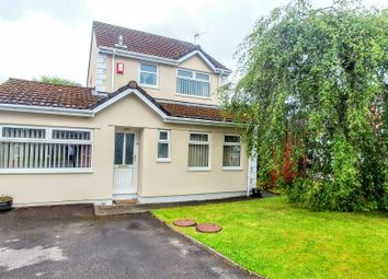 Thumbnail 3 bed detached house for sale in High Close, Nelson, Treharris