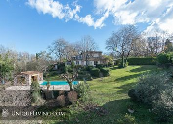 Thumbnail 7 bed villa for sale in Chateauneuf De Grasse, Grasse, French Riviera