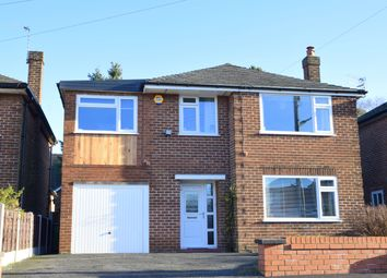 Thumbnail 4 bed detached house for sale in Vicarage Avenue, Cheadle Hulme, Cheadle, Cheshire