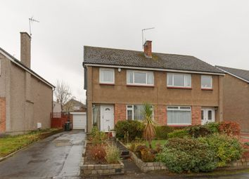 Thumbnail 3 bed semi-detached house for sale in 10 Clerwood Bank, Edinburgh