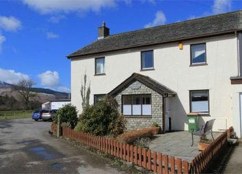 Thumbnail 3 bed detached house for sale in High Hill Farm Cottage, High Hill, Keswick, Cumbria