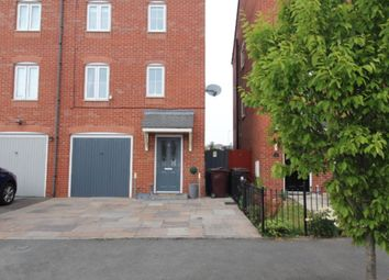 Thumbnail 3 bed semi-detached house to rent in Speakman Way, Prescot