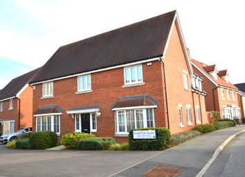 Thumbnail 5 bedroom detached house for sale in Hampton Road, Little Canfield, Dunmow