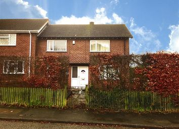 Thumbnail 3 bed end terrace house for sale in Brocklehurst Avenue, Macclesfield