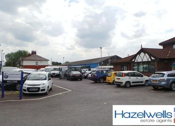 Thumbnail Commercial property for sale in Motor Park, Brindle Road, Preston