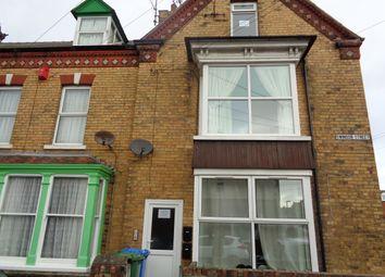 Thumbnail 1 bed flat to rent in Cambridge Street, Bridlington