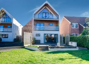 Thumbnail 4 bed detached house for sale in Hobb Lane, Hedge End, Southampton