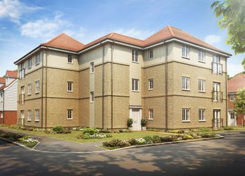 "Thumbnail 2 bed flat for sale in ""The Apartments"" at Market View, Dorman Avenue South, Aylesham, Canterbury"