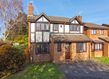 Thumbnail 4 bed property for sale in Gatcombe Close, Worthing