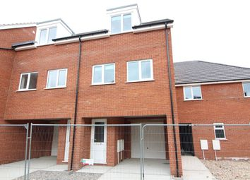 Thumbnail 3 bedroom terraced house to rent in Thurston Road, Lowestoft