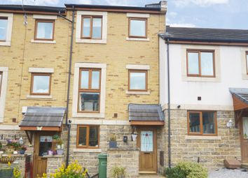 Thumbnail 4 bed terraced house for sale in Greenlea Court, Dalton, Huddersfield
