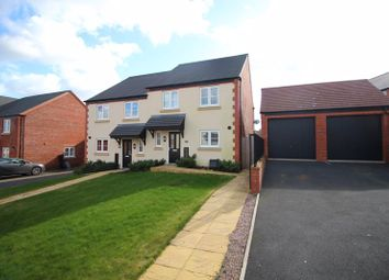 Thumbnail 4 bed semi-detached house to rent in Loachbrook Farm Way, Somerford, Congleton