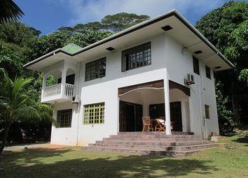 Thumbnail 4 bedroom villa for sale in Praslin, Seychelles
